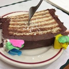Photo taken at Ben's Best Kosher Delicatessen by Michela F. on 10/23/2012