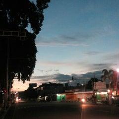 Photo taken at Alun Alun Kota Blitar by Taufan E. on 2/17/2015