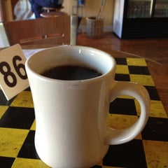 Photo taken at Calistoga Roastery by Julia on 9/19/2012