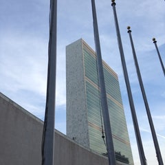 Photo taken at United States Mission to the United Nations by Yosef Y. on 3/9/2014
