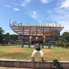 Photo taken at Jakabaring Sport City (JSC) by awizul on 5/28/2015