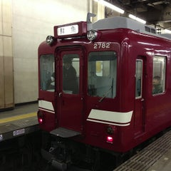 Photo taken at 大阪上本町駅 (Osaka-Uehommachi Sta.) by fuku on 10/26/2012