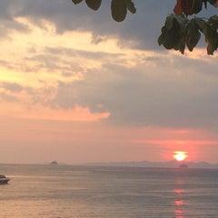 Photo taken at Timber House Resort Krabi by Alex on 1/6/2016
