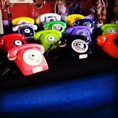Photo taken at Feira de Antiguidades do Masp by Carlo C. on 5/27/2012