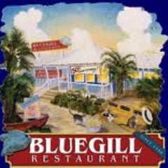 Photo taken at Bluegill Restaurant by Mabel M. on 7/12/2012