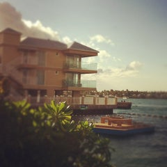 Photo taken at The Pier House Resort & Spa by Léo Soares on 11/18/2011