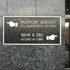 Photo taken at US Department of State - Passport Division by Kenyon B. on 11/22/2011