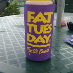Photo taken at Fat Tuesday by Suzanne V. on 8/21/2012