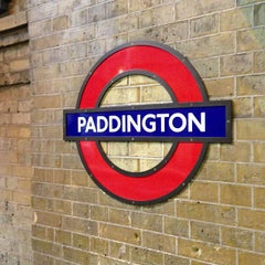 Photo taken at London Paddington Railway Station (PAD) by Greg G. on 4/10/2013