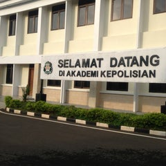 Photo taken at Akademi Kepolisian ( AKPOL ) by Audrey W. on 12/19/2012
