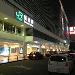 Photo taken at 新宿駅 (Shinjuku Sta.) by ifarukh s. on 7/23/2013