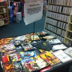 Photo taken at Americanas Express Blockbuster by Viviane on 10/16/2012