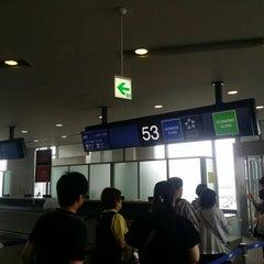 Photo taken at NRT - GATE 53 (Terminal 1) by PradM on 8/21/2015