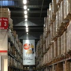 Photo taken at IKEA by Miguel Ángel L. on 2/9/2013