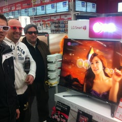 Photo taken at Media Markt by Miguel Angel F. on 1/2/2013