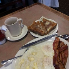 Photo taken at Frankie's Diner by Anthony B. on 12/9/2012