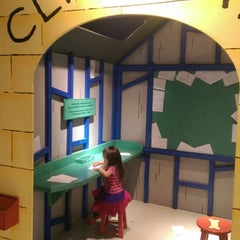 Photo taken at Children's Museum of Virginia by Sean C. on 3/24/2015
