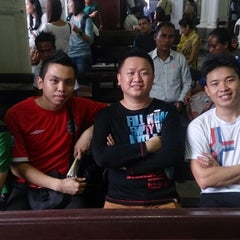 Photo taken at Church of St Anthony by Fernandez A. on 4/20/2014