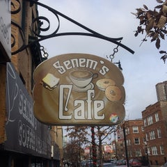 Photo taken at Senem's Coffee & Tea House by jose602 on 1/19/2015