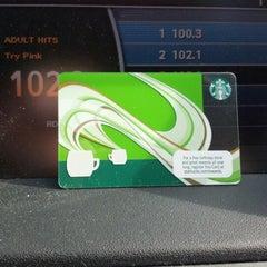 Photo taken at Starbucks by Liane D. on 12/27/2012