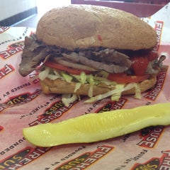 Photo taken at Firehouse Subs by Norman O. on 8/15/2014