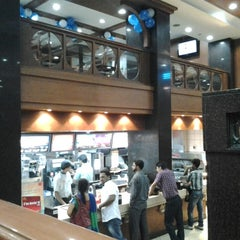 Photo taken at McDonald's by Hafiz Al-Asad Talha A. on 8/11/2013