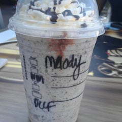 Photo taken at Starbucks by Melodie S. on 9/18/2012
