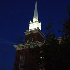Photo taken at St. George Tabernacle by Mark H. on 4/21/2014