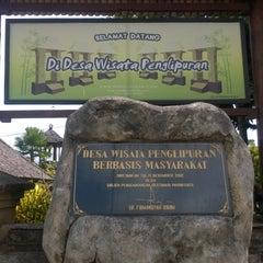 Photo taken at Desa Adat Tradisional Penglipuran (Balinese Traditional Village) by Kudi A. on 8/1/2015