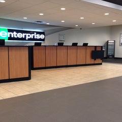 Photo taken at Enterprise Rent-A-Car by Bobby A. on 4/7/2014