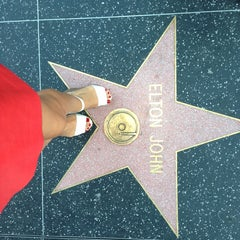 Photo taken at Hollywood by Dina N. on 7/23/2013
