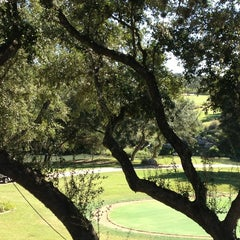 Photo taken at The Hills Country Club by Chris B. on 10/23/2013
