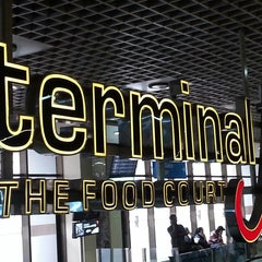 Photo taken at Terminal f by Dhawal D. on 8/16/2013