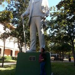 Photo taken at Sam Houston State University by Adrian P. on 11/17/2012