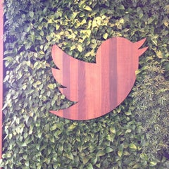 Photo taken at Twitter HQ by Kelly on 8/8/2013