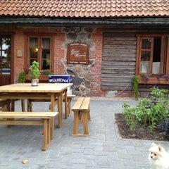Photo taken at Liepziedi un Rozmarīns by Maija on 9/22/2012