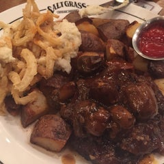 Photo taken at Saltgrass Steak House by Eric on 11/21/2015