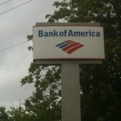 Photo taken at Bank of America by Warren S. on 5/14/2012