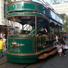 Photo taken at The Trolley At The Grove by Lauren M. on 3/30/2013