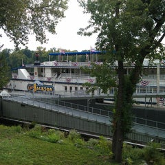 Photo taken at General Jackson Showboat by Jason L. on 9/14/2012