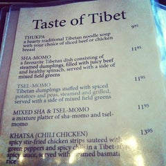 Photo taken at Everest Restaurant & Lounge by Oleg G. on 10/26/2012