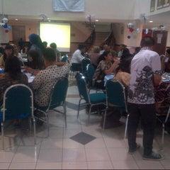 Photo taken at Fakulti undang undang by Anggita Mutiara P. on 10/15/2012