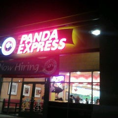 Photo taken at Panda Express by Bridget H. on 1/23/2013