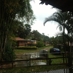 Photo taken at Clube de Lazer Safira by Lucas on 12/29/2012