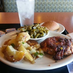 Photo taken at Luby's by James W. on 9/19/2012