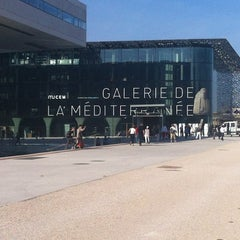 Photo taken at Musée des Civilisations de l'Europe et de la Méditerranée (MuCEM) by Olivier D. on 6/7/2013