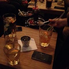 Photo taken at Xerima Bar Lounge Shisha by La Lara on 12/23/2013