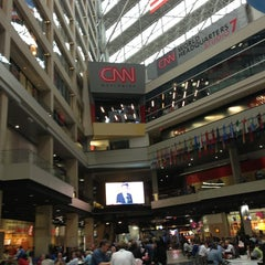 Photo taken at CNN Center by 4⃣Leonidas™ on 1/14/2013