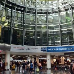 Photo taken at Miami International Airport (MIA) by César on 6/23/2013