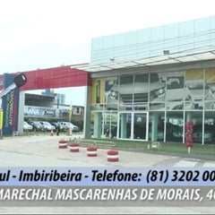 Photo taken at Shopping do Automóvel de Pernambuco by Freire N. on 8/3/2013